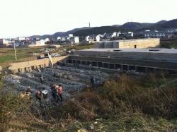 金华镇地质灾害紧急避险临时过渡安置房建设工程